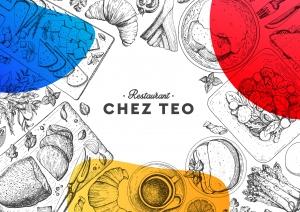Restaurant Chez Teo Montoyer